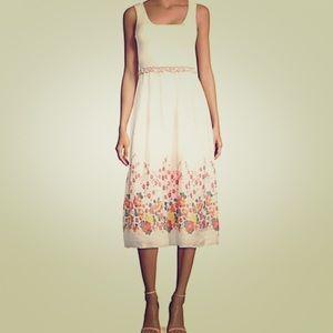 Max Studio Floral Dress